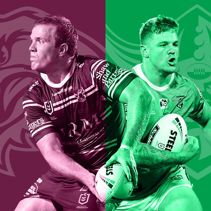 Raiders v Sea Eagles: NRL.com Preview