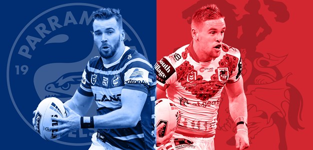 Eels v Dragons: Round 8 preview