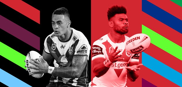 Warriors v Dragons: Round 9 preview