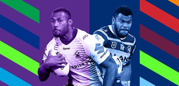 Storm v Eels - Round 9 preview