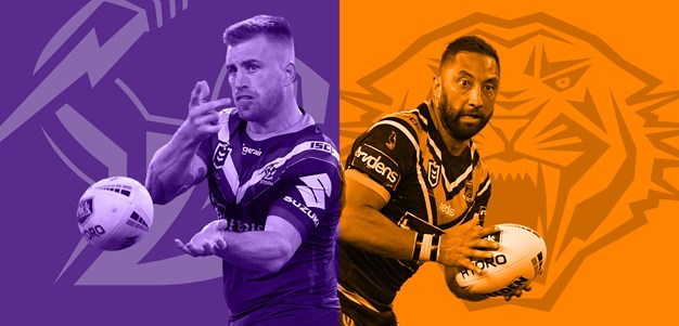 Storm v Wests Tigers - Round 10 preview