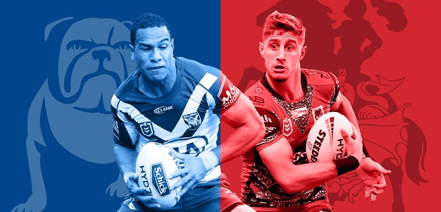 Bulldogs v Dragons: Round 13 preview