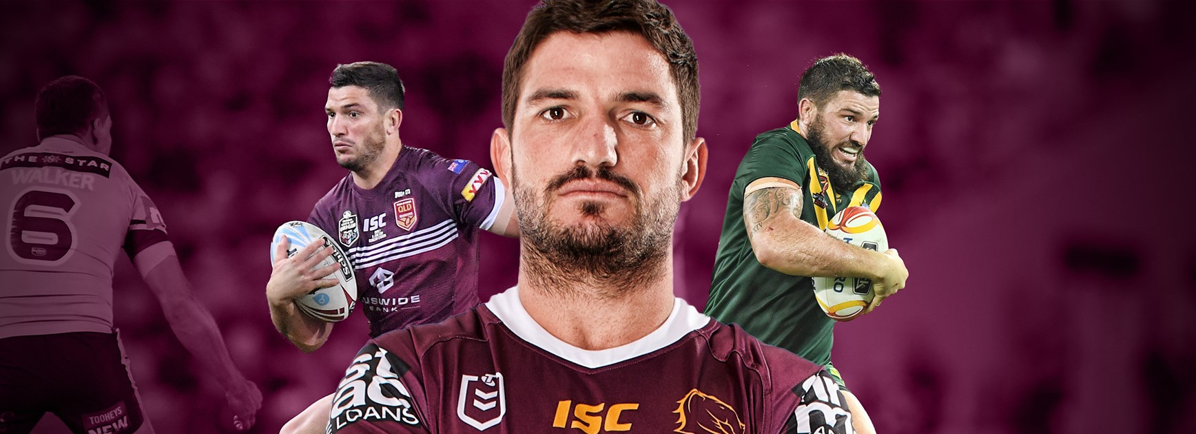 Renouf: Broncos will miss Gillett - a player who always gave more