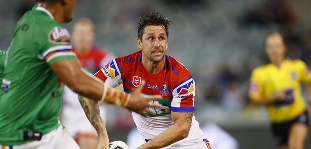 Can Mitchell Pearce catch Cameron Smith?