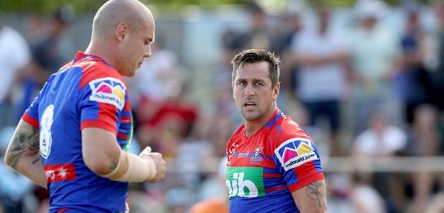 Pearce backed for Origin recall