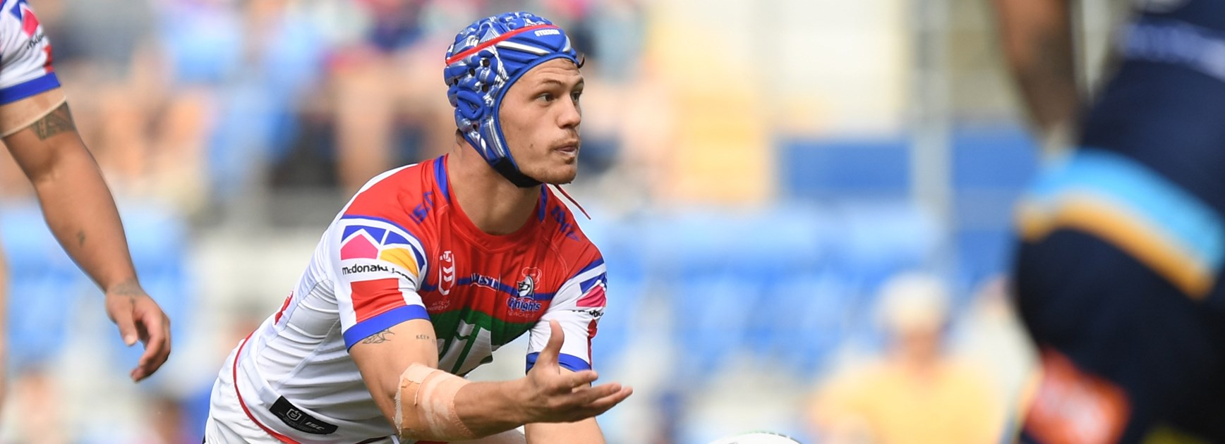 'We're too nice to each other': Ponga's home truths