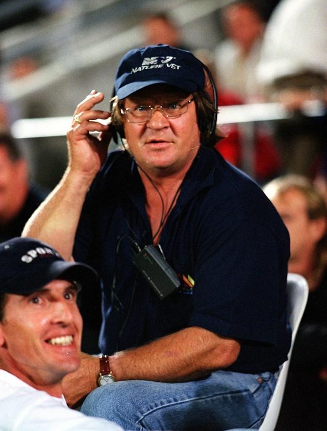 Former Western Suburbs and NSW Origin coach Tom Raudonikis