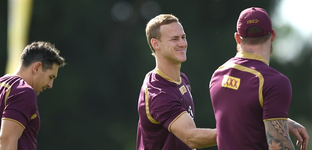 DCE happy for Blues to write off new-look Maroons