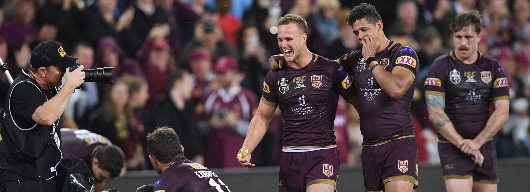 Mounting support for DCE to be appointed Maroons captain