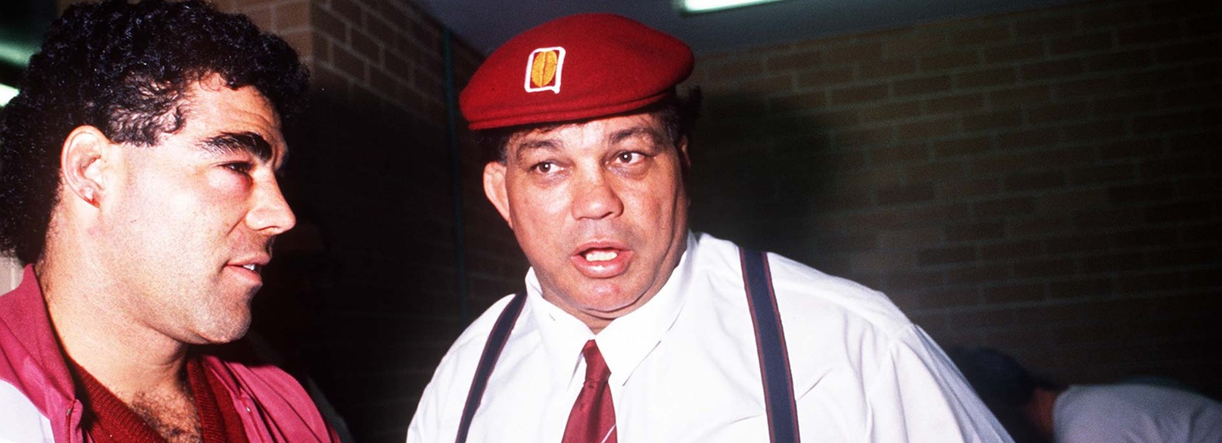 July 8: Origin is born as Artie leads Maroons to glory; Wolfman scores four