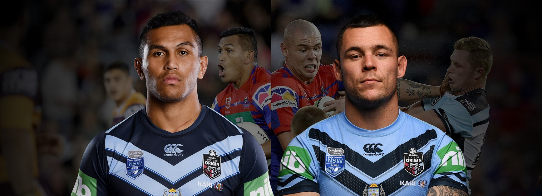 Klemmer and Saifiti carve their own slice of Knights Origin history