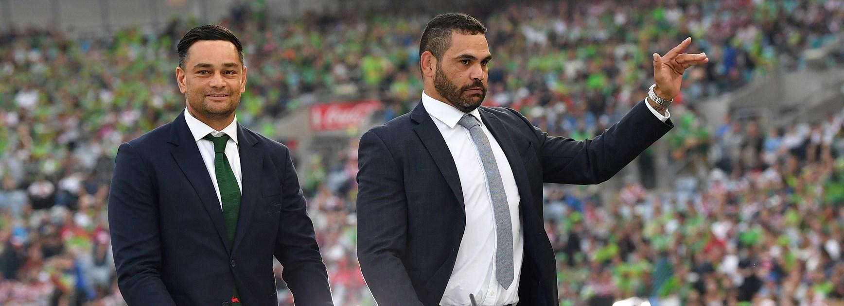 Inglis and Sutton join Rabbitohs coaching staff
