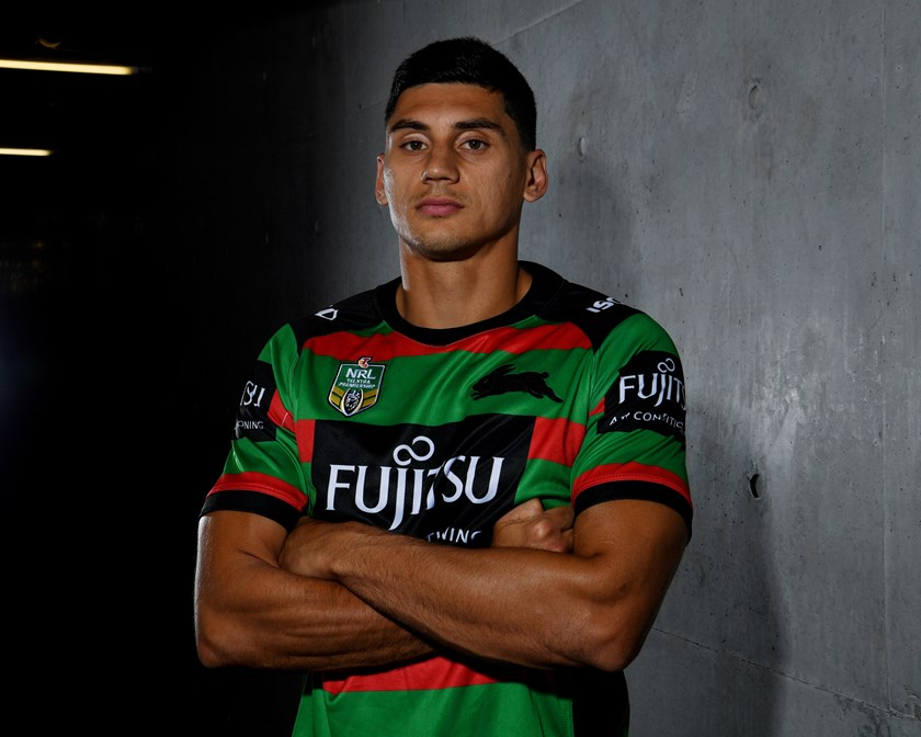 Rabbitohs back-rower Kyle Turner will be keen to make the most of his pre-season opportunities after failing to secure a regular spot in 2018.