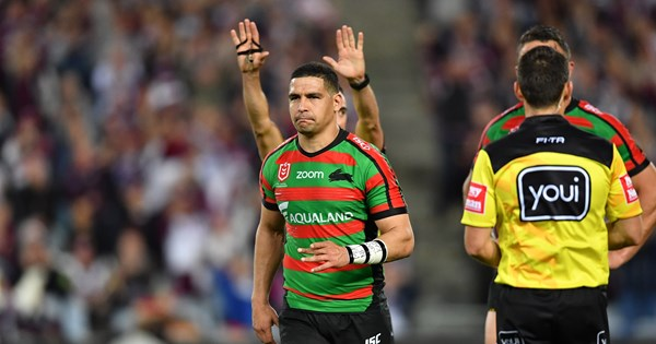 Week 2 Finals charges: Walker, Gagai free to face Raiders