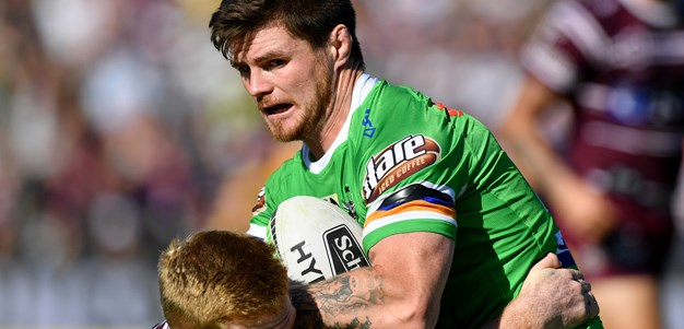 Bateman bolts back from UK for early return against Dogs