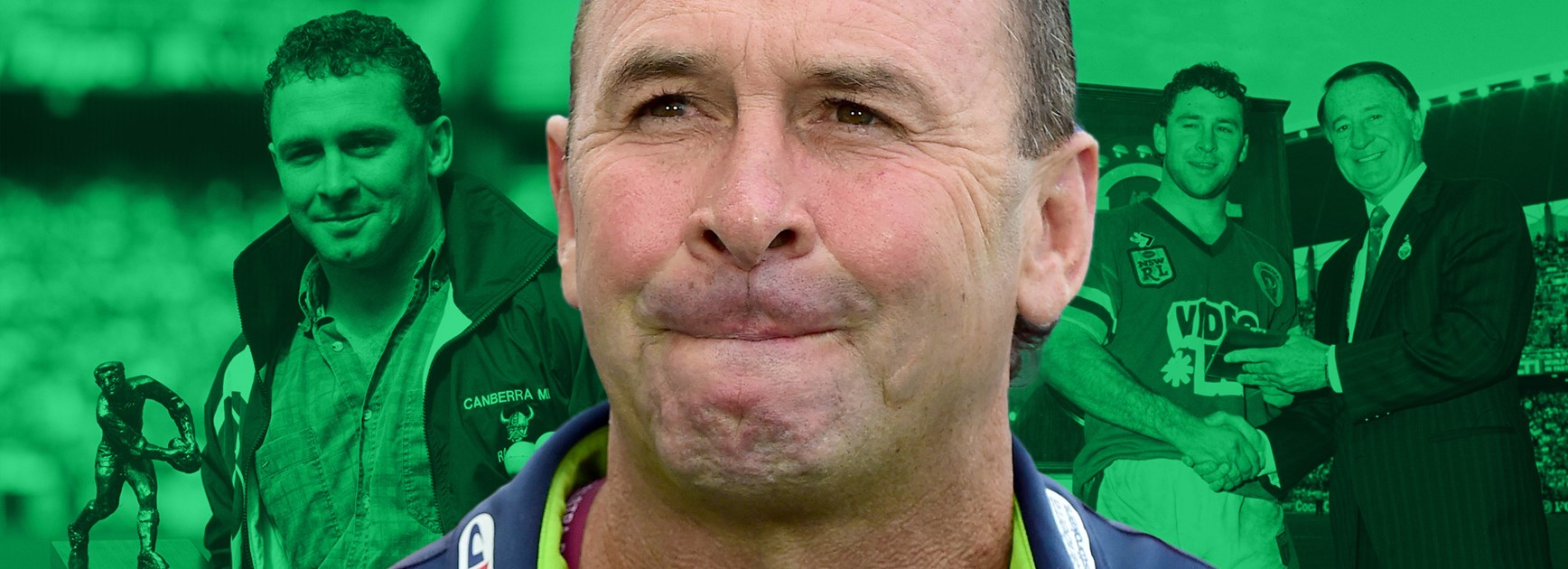 The substance of Ricky Stuart