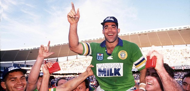 August 21: Mal farewells Canberra; Amco Cup final