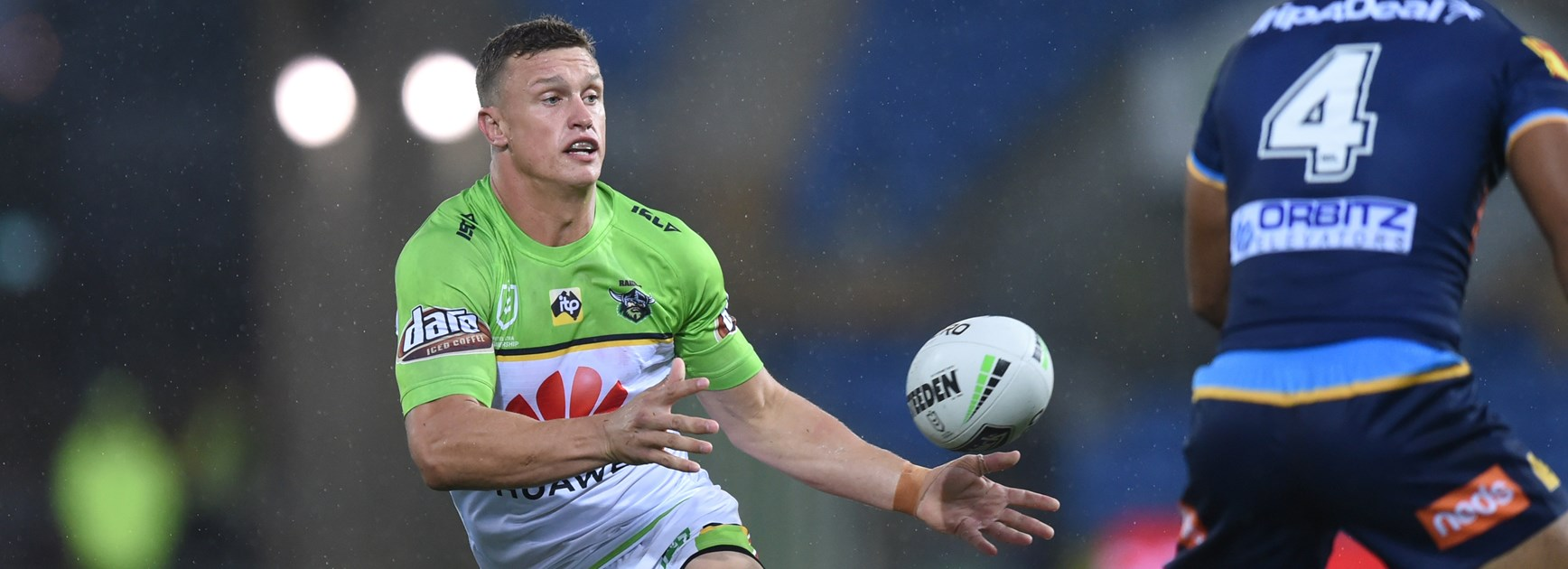 Wighton overcomes nerves to make seamless shift to halves