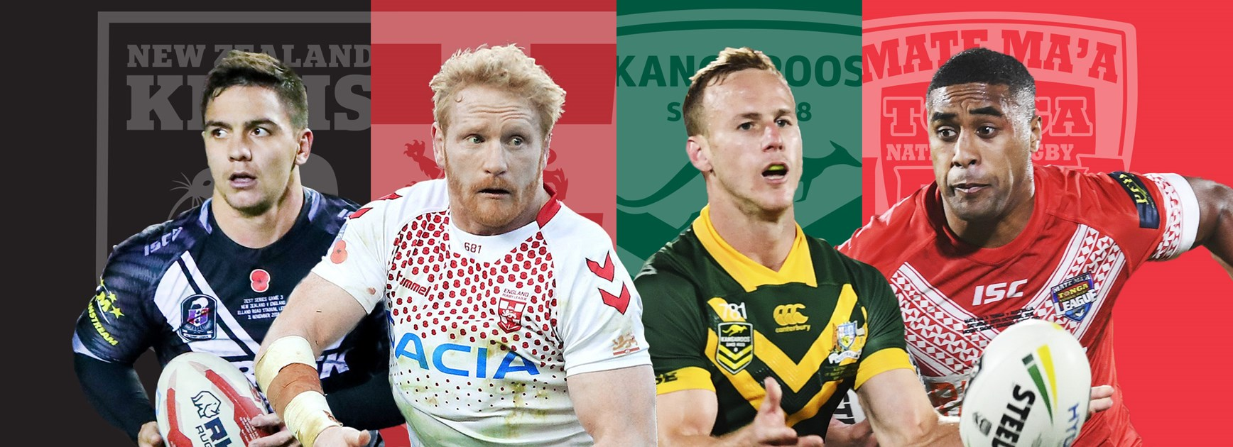 Kangaroos to play Tonga in triple-header as Oceania Cup launched