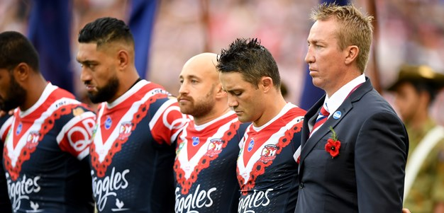 Robinson remembers the France-Australia-New Zealand connection