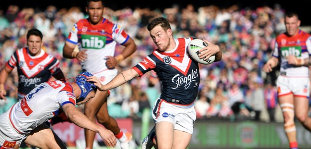 Baby first, footy second for Keary