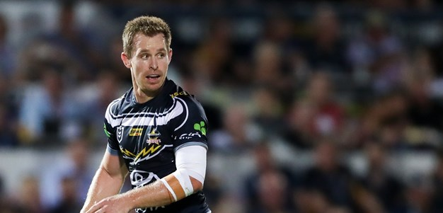Morgan: I want to play in the halves for Maroons