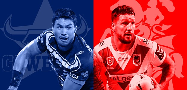 North Queensland Cowboys v St George Illawarra Dragons preview