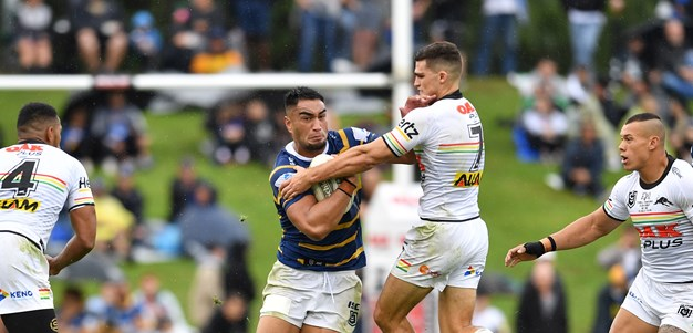 Panthers v Eels pre-season trial match preview