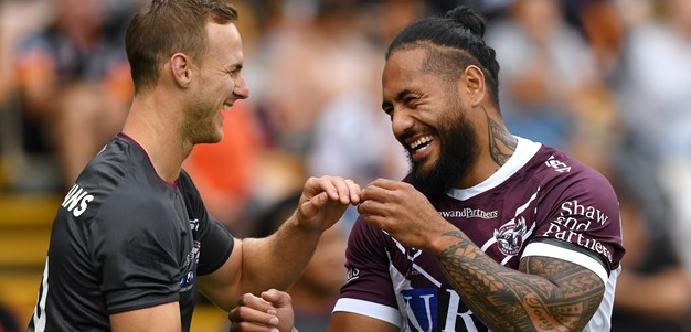 Taufua wins Tackle of the Week for round 13