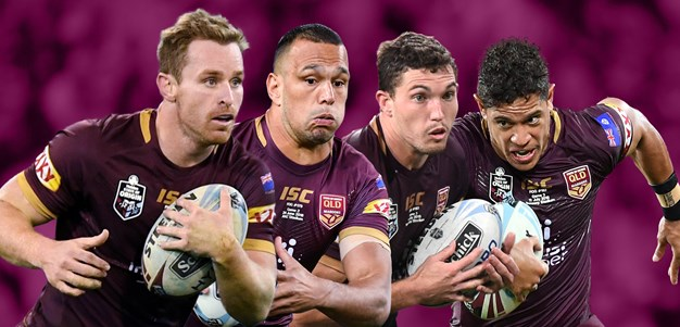 Ranking the Maroons backs candidates for 2019 Origin
