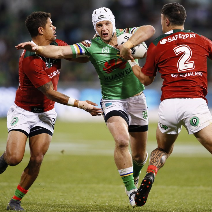 Canberra closer than past fortnight suggests