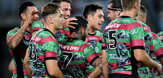 Rabbitohs record best start since 1989 with win over Tigers