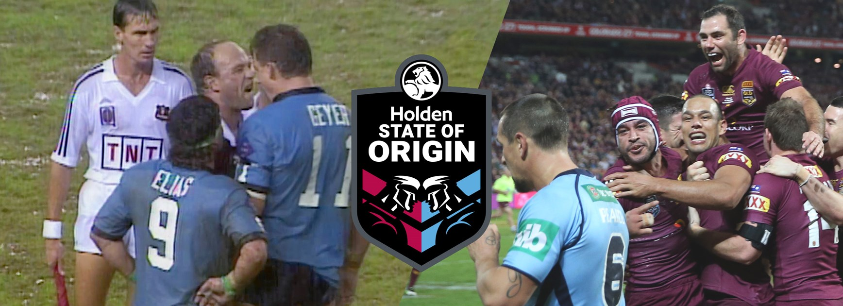 What is the best State of Origin rivalry of all time?