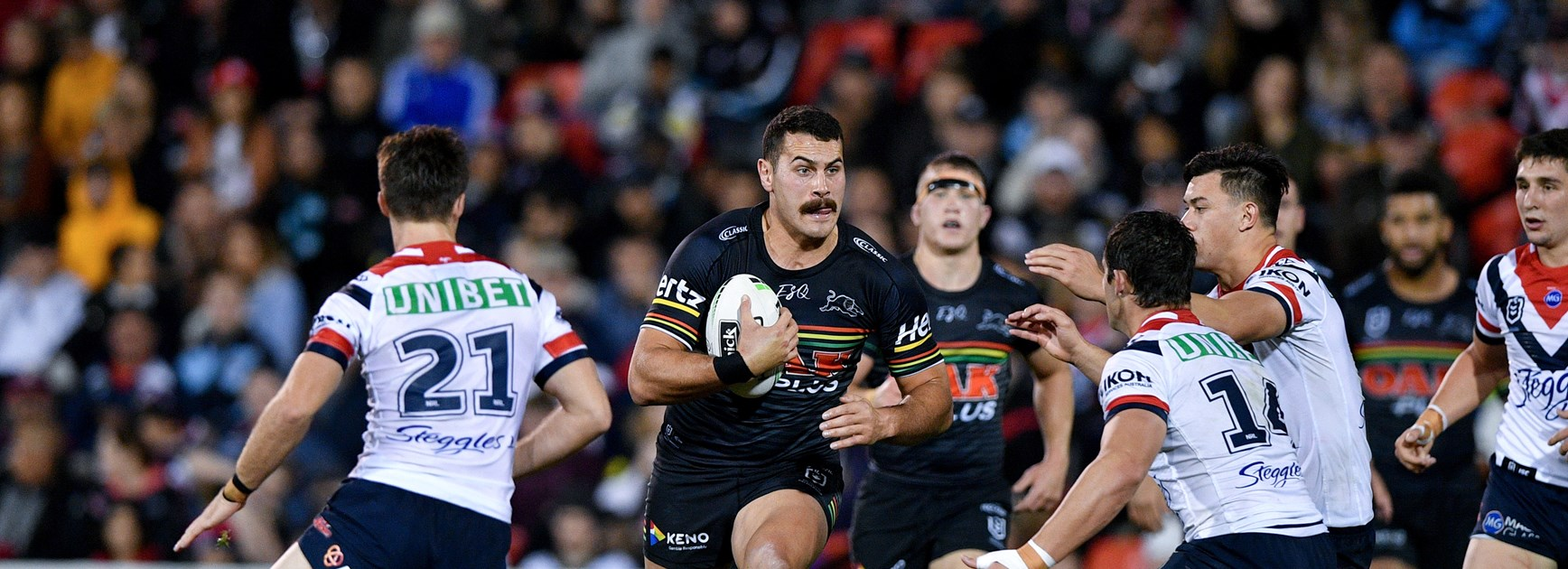 Cleary 'kick up the butt' propels RCG back into Origin frame