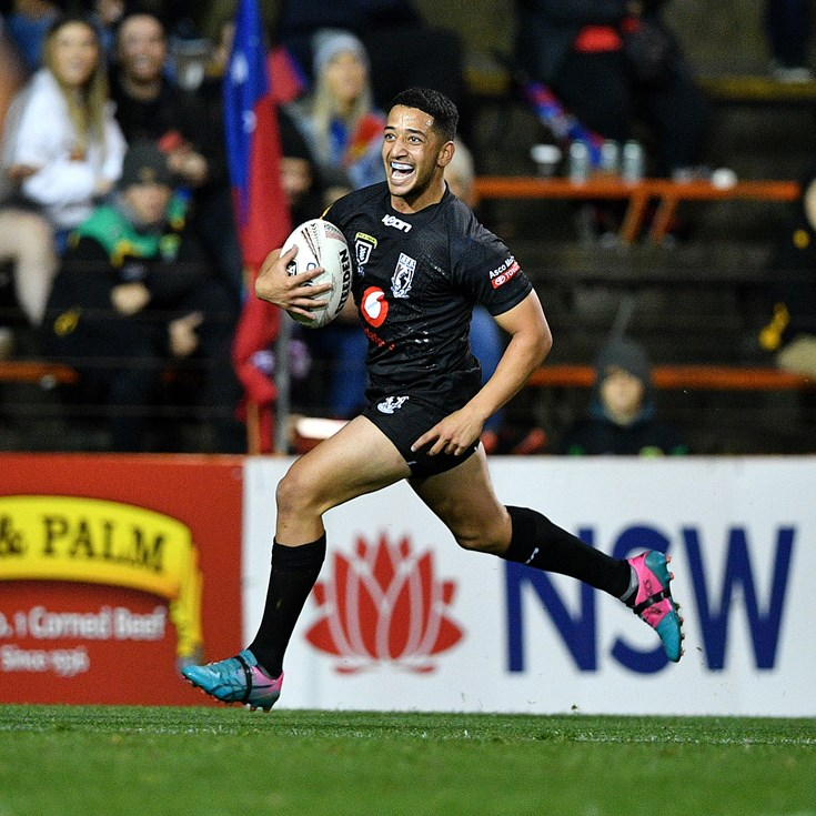 Unique role has Wakeham flying for Fiji