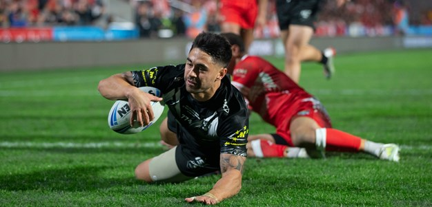 Spine shines in big win for Kiwis