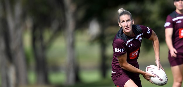Maroons confident Brigginshaw will overcome injury scare