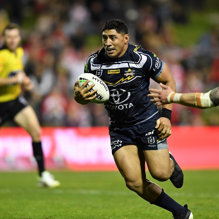 Taumalolo recharged and ready to rumble for Cowboys