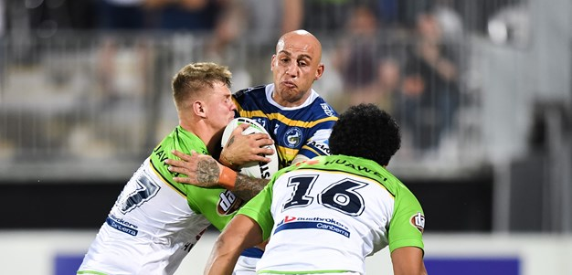 Ferguson fires as Eels fight back to beat Canberra