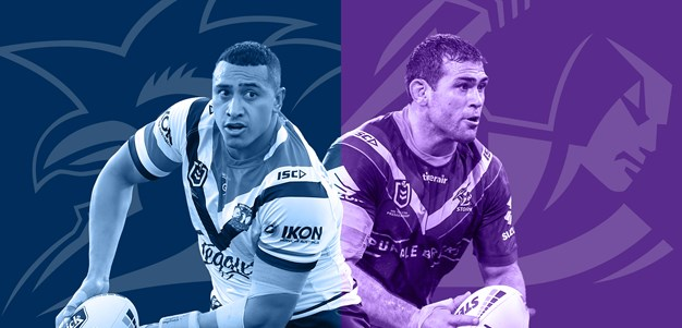 Roosters v Storm - Round 15 preview