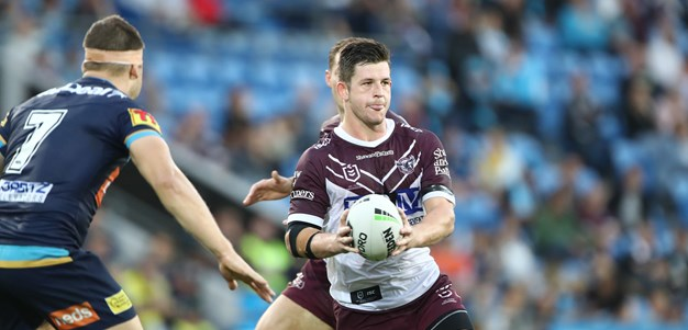 Rookie duo Cust and Garrick adding fresh legs to Sea Eagles revival