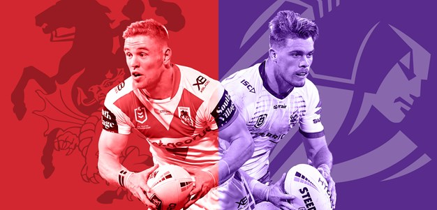 Dragons v Storm: Round 16 preview