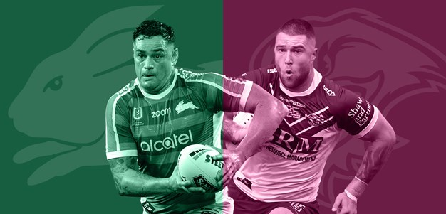 Rabbitohs v Sea Eagles: Round 17 preview