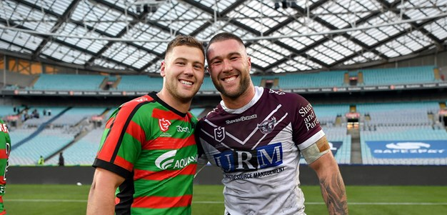 Courteous Sironen: Curtis proud of Bayley despite little brother beating him