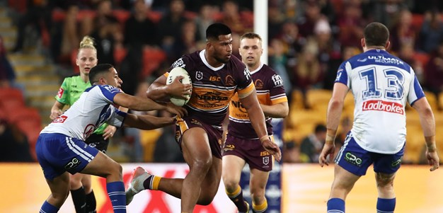 Young forwards fire to keep Broncos' finals hopes alive