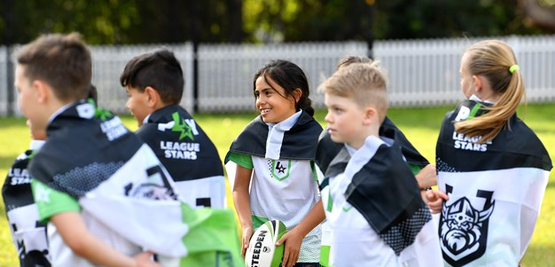 New League Stars program hailed as game's missing link