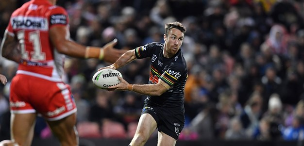 Maloney out to leave legacy ahead of Panthers exit