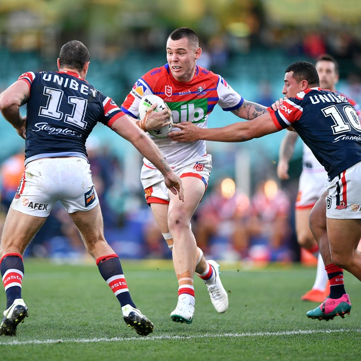 Klemmer: 'We're a better footy side than that'