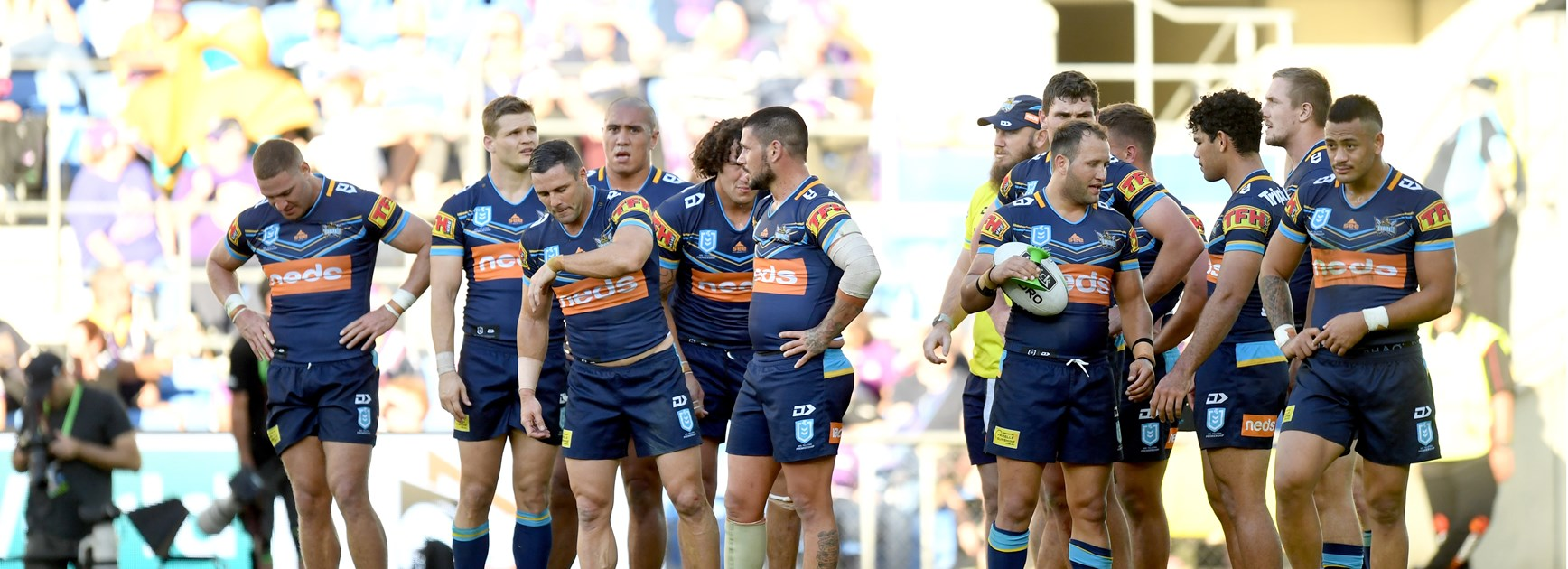 Taylor one step closer to NRL recall with Titans set to shake up side