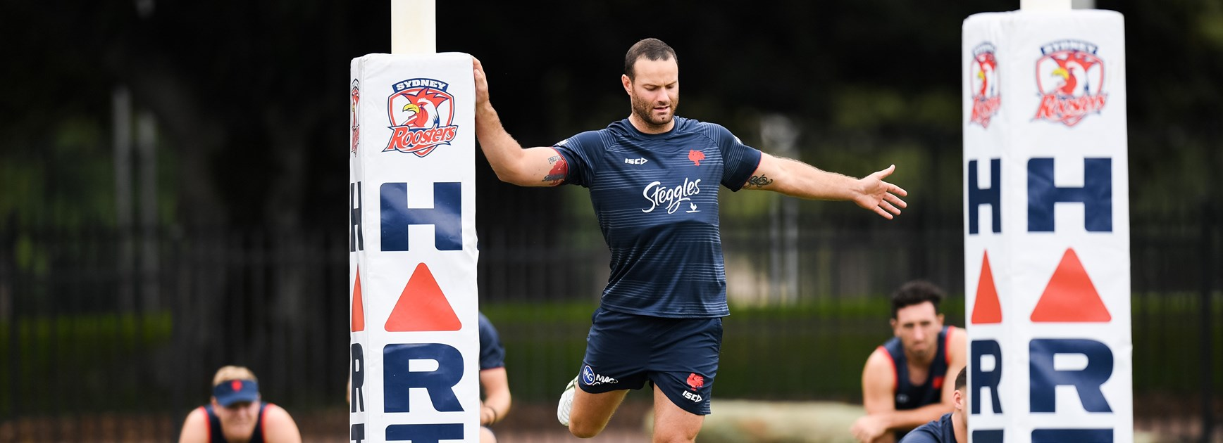 Origin over so it's down to title business for Cordner